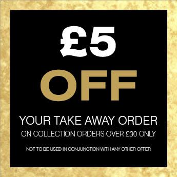 £5 OFF Collection