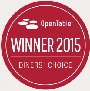 Diners Choice 2015